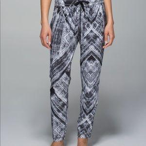 Lululemon namaskar heat wave jogger pants casual